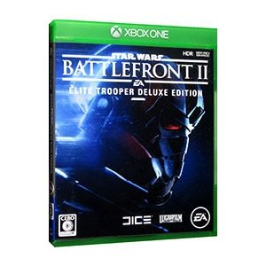 Xbox One/Star Wars バトルフロント II ...