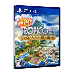 PS4/MEGA盛り トロピコ5 コンプリートコレクション
