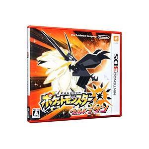3DS/ポケットモンスター ウルトラサン