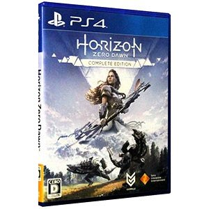 PS4/Horizon Zero Dawn Complete Edition