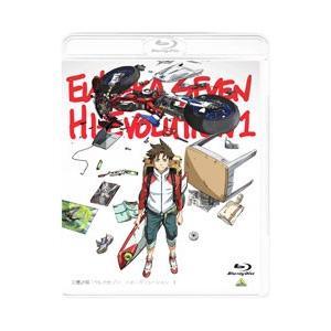 交響詩篇エウレカセブン ハイエボリューション 1 通常版   Blu-ray
