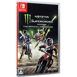 Switch/Monster Energy Supercross The Official Videogame|netoff