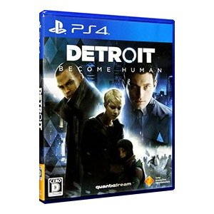 PS4/Detroit: Become Human