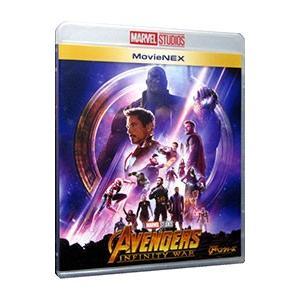 Blu-ray/アベンジャーズ インフィニティ・ウォー MovieNEX