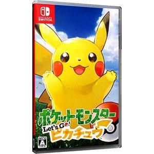 Switch/ポケットモンスター Let's Go!ピカチュウ