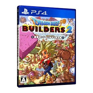 PS4/ドラゴンクエストビルダーズ2 破壊神シドーとからっぽの島|netoff