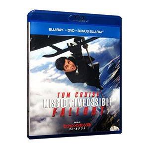 Blu-ray/ミッション:インポッシブル フォールアウト ブルーレイ+DVDセット|netoff