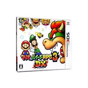 3DS/マリオ&ルイージRPG3 DX|netoff