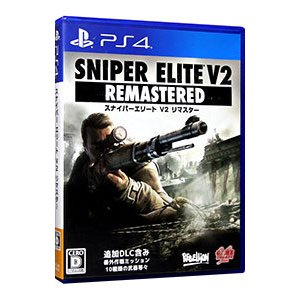 PS4/SNIPER ELITE V2 REMASTERED
