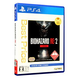 PS4/BIOHAZARD RE:2 Z Version (CERO「Z」 18歳以上のみ対象)|netoff