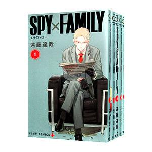 SPY×FAMILY (1〜5巻セット)/遠藤達哉|netoff