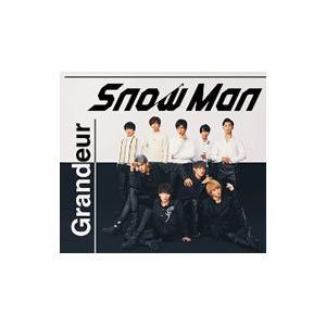 Snow Man/Grandeur 初回盤A netoff