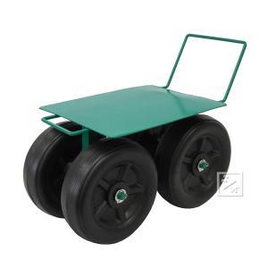 スチールハウスカー4輪 TC-4502 (移動用作業椅子)|netonya