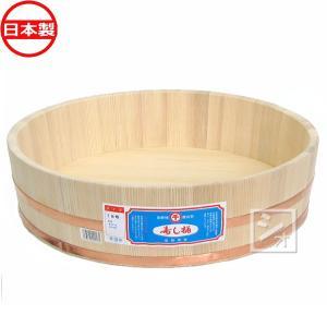 寿司桶 飯台 白杉製 18号 (4升) 本体|netonya