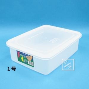 フレッシュケース 1号 (ナチュラル)  もち箱 保存容器|netonya