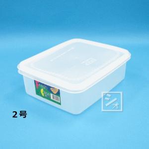 フレッシュケース 2号 (ナチュラル)  もち箱 保存容器|netonya