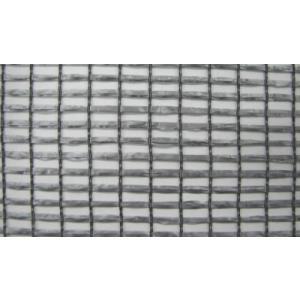 国産 遮光ネット (カラミ織410SG) 30-35% シルバーグレー (W2m×50m) 紙管なし|netonya