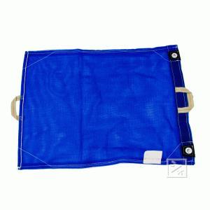 メッシュコンバイン袋 (両取手) 樹脂ファスナー|netonya