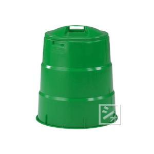 生ゴミ処理容器 コンポスター 130型 (805039-01) うじ返し機構付 (生ゴミ処理機 家庭用)|netonya