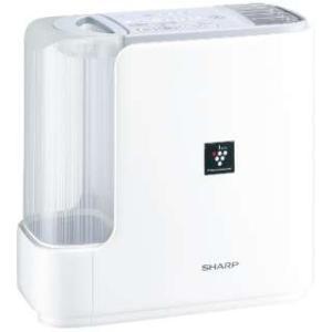 SHARP 加熱気化式加湿機 高濃度プラズマクラスター7000 HV-F70-C  加湿タイプ→ハイ...