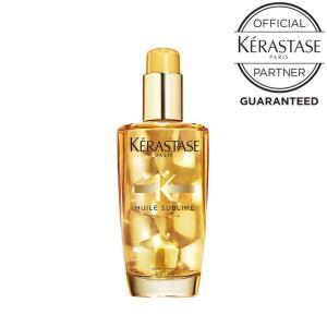 ケラスターゼ HU ユイルスブリム 厳選された4つのオイルで、髪にのしなやかさ感を。オリエンタルな香...