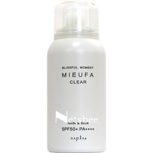 「シンプルだけど上品」をテーマに、香りとケアにこだわったUVケアミスト「MIEUFA」。魅力的な4種...