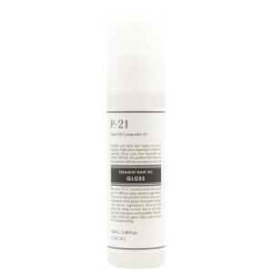 LO:うねりや広がりを抑える毛髪保護成分配合<br>サンコール R-21 スムースストレ...