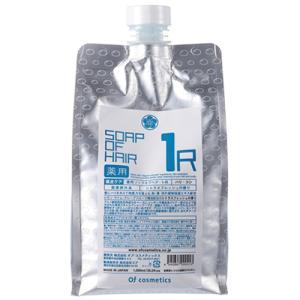 オブ・コスメティックス 薬用 ソープオブヘアー 1-R / 1000mLリフィル(取り寄せ商品)