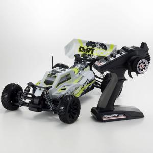 34351T1 京商 1/10 EP 4WD r/s FAZER ダートホグ T1 イエロー