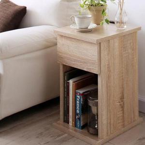 サイドテーブル おしゃれ 北欧 木製 eskeep エスキープ ナイトテーブル 幅30 ソファテーブ...