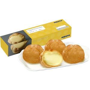 [洋菓子のヒロタ]ヒロタのシュークリーム5箱セット[1箱4個入][計20個入]|netshop-hirota|03