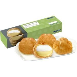 [洋菓子のヒロタ]ヒロタのシュークリーム5箱セット[1箱4個入][計20個入]|netshop-hirota|07