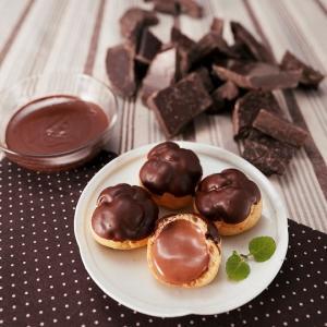 ハロウィン シュークリーム 10箱セット 洋菓子のヒロタ [1箱4個入][計40個入]|netshop-hirota|04