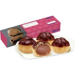 [洋菓子のヒロタ]ヒロタのシュークリーム20箱セット[1箱4個入][計80個入]|netshop-hirota|05