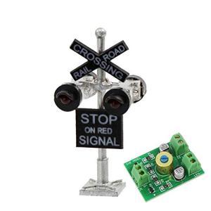 情景コレクション 交通 信号ライト? 信号機 +点滅回路ボード 1本入り 1:150 鉄道模型 建物模型 ジオラマ 情景コ|netshop-ito
