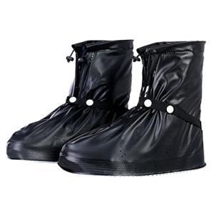 [J_C_T_Y] ジェイ シー ティー ワイ 靴の上から履ける 防水 レイン シューズカバー 携帯 便利 男女兼用 収納袋付 netshop-ito