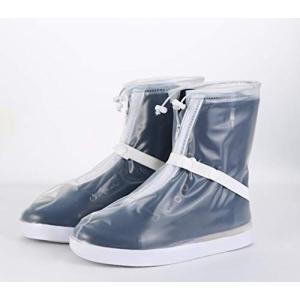 [CoolTry] シューズカバー 靴カバー 防水 梅雨対策 レインカバー 軽量 滑り止め コンパクト 雨 泥避け 雨具 男女兼 netshop-ito