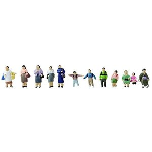 トミーテック ジオコレ 情景コレクション ザ・人間108 昭和の人々B ジオラマ用品|netshop-ito