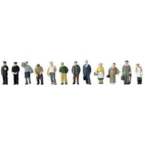 トミーテック ジオコレ 情景コレクション ザ・人間107 昭和の人々A ジオラマ用品|netshop-ito