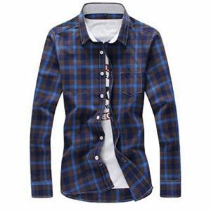 [Make 2 Be] メンズ 長袖 チェック 柄 ネルシャツ カジュアル シャツ KB76 netshop-ito