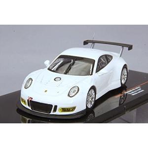 イクソ 1/43 ポルシェ 911 GT3 R ホワイト|netshop-ito