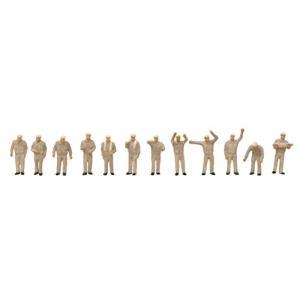 トミーテック ジオコレ 情景コレクション ザ・人間113 現場の人々 ジオラマ用品|netshop-ito
