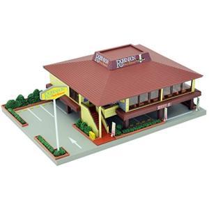 トミーテック ジオコレ 建物コレクション 146 都市型 レストランA ジオラマ用品|netshop-ito