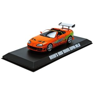 1/43 2001WILD SPEED - The Fast and the Furious (2001) - 1995 Toyota Supra Mk.IV|netshop-ito