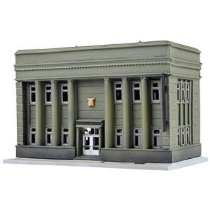 トミーテック ジオコレ 建物コレクション 035-2 銀行2 ジオラマ用品|netshop-ito
