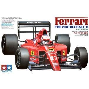 タミヤ 1/20 フェラーリ F189 後期型ポルトガルGP仕様 マルボロデカール|netshop-ito