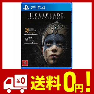 Hellblade: Senuas Sacrifice (輸入版:北米) - PS4 netshop-kadoyoriya