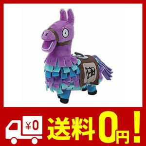 フォートナイト ラマ Fortnite Llama Loot Plush [並行輸入品]|netshop-kadoyoriya
