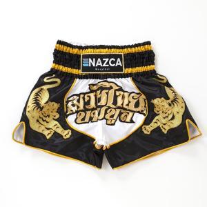 NAZCA THAI06(ナスカ タイ)ムエタイ キックボクシング キックパンツ ムエタイパンツ タイボクシング トレーニングパンツ 男女兼用 ユニセックス|netshopbamboo