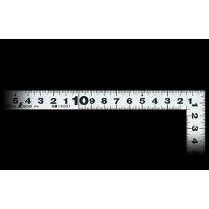 シンワ 曲尺 平ぴた シルバー 15cm/5寸 併用目盛|netshopimpact